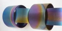 Titánium gyűrű - színminták